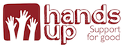 Hands Up - Charity Web Design